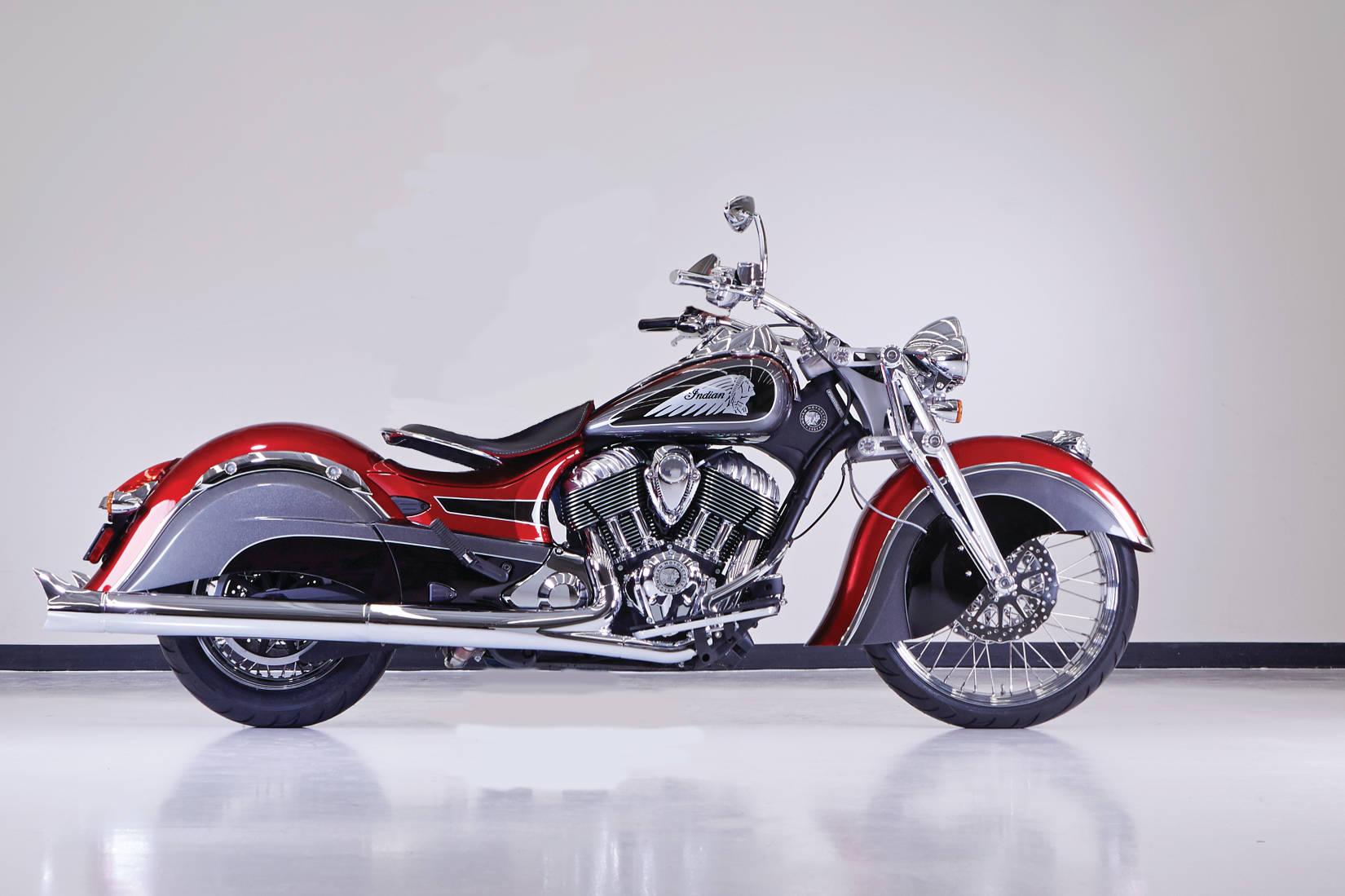 Custom Build using 111 motor in Early frame | Indian Motorcycle Forum