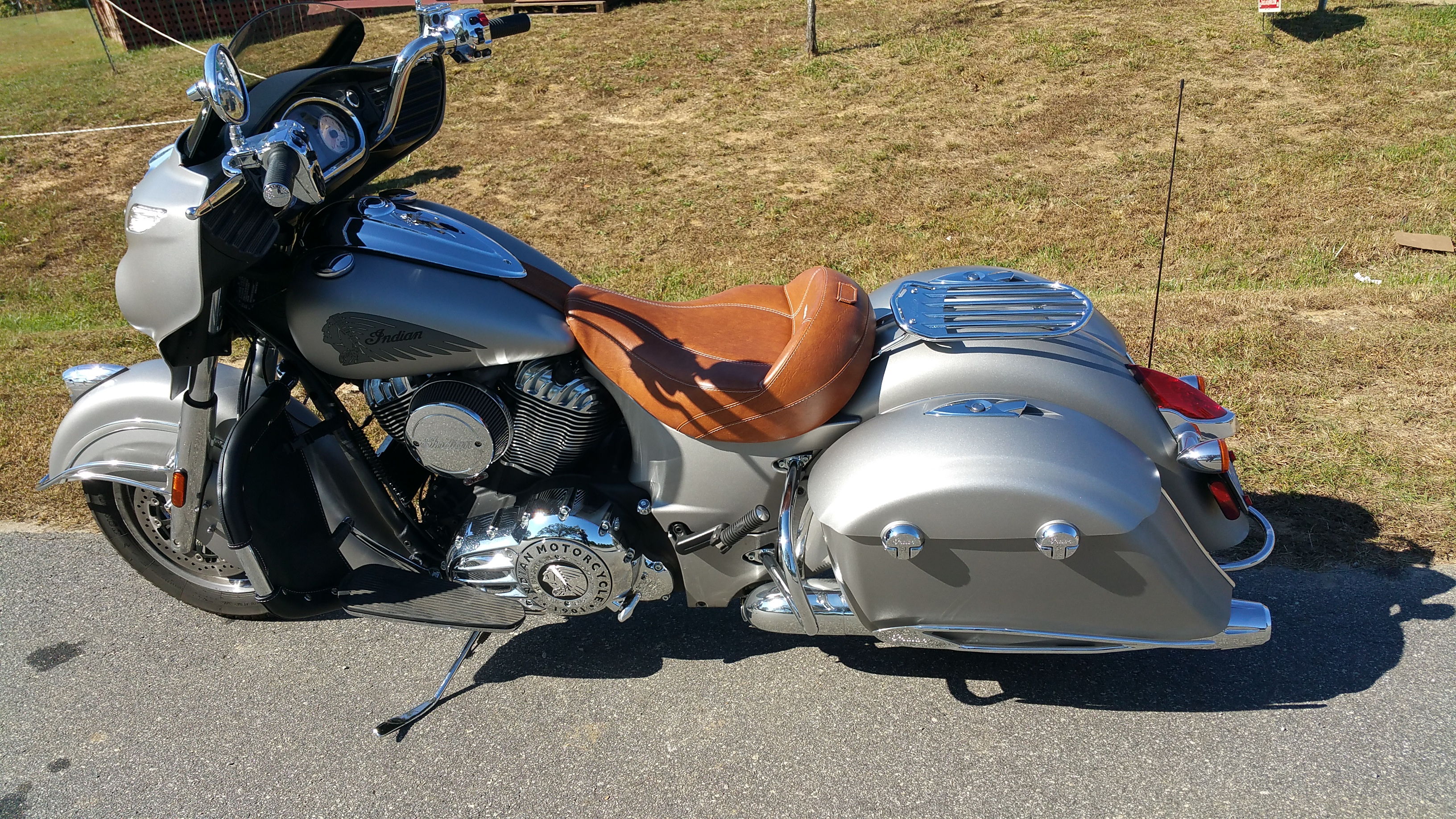 Ultimate Motorcycle Seats >> Ultimate Seats Tall Boy Page 4 Indian Motorcycle Forum