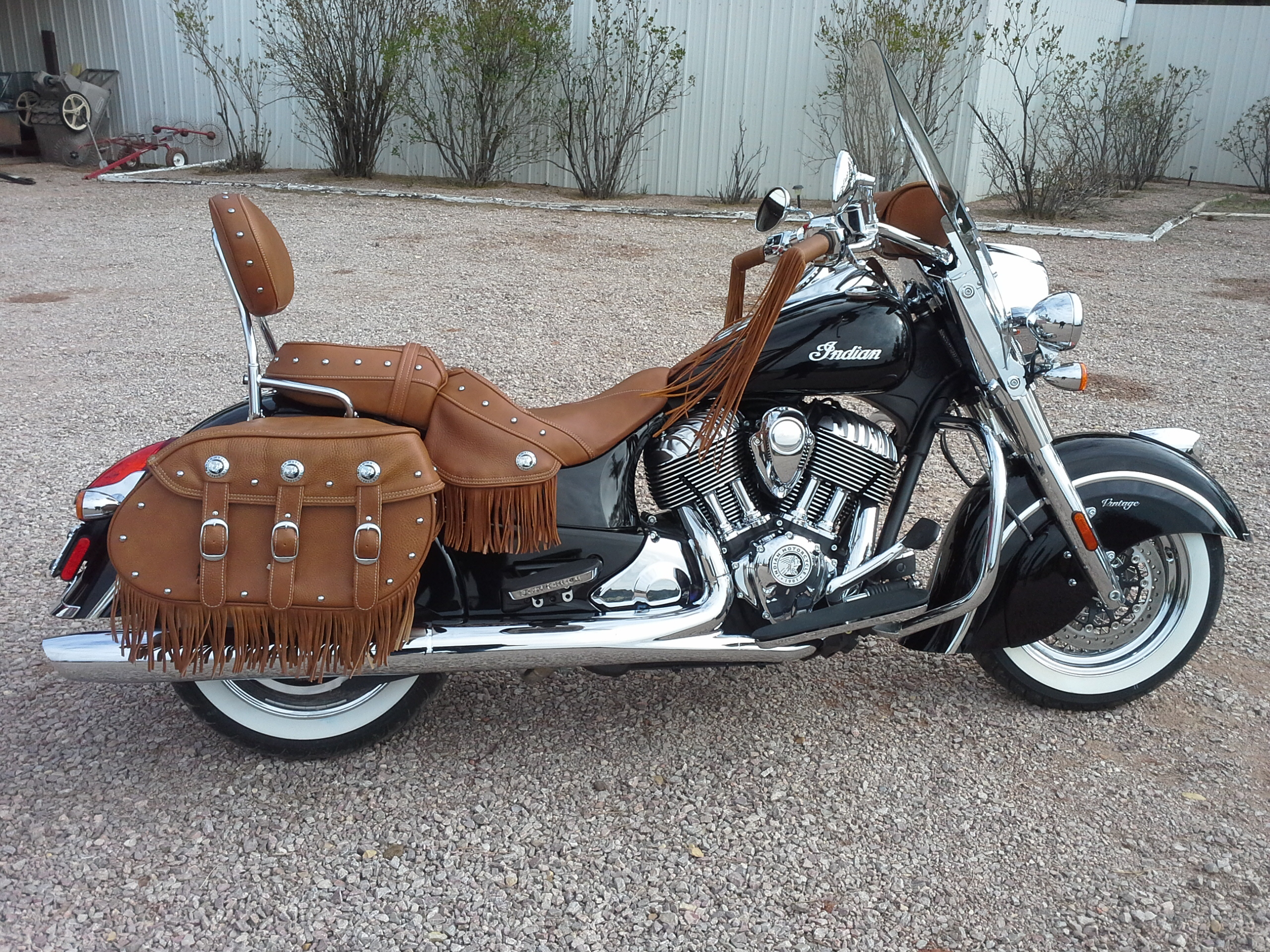 For Sale: 2016 Indian Chief Vintage Thunder Black | Indian ...