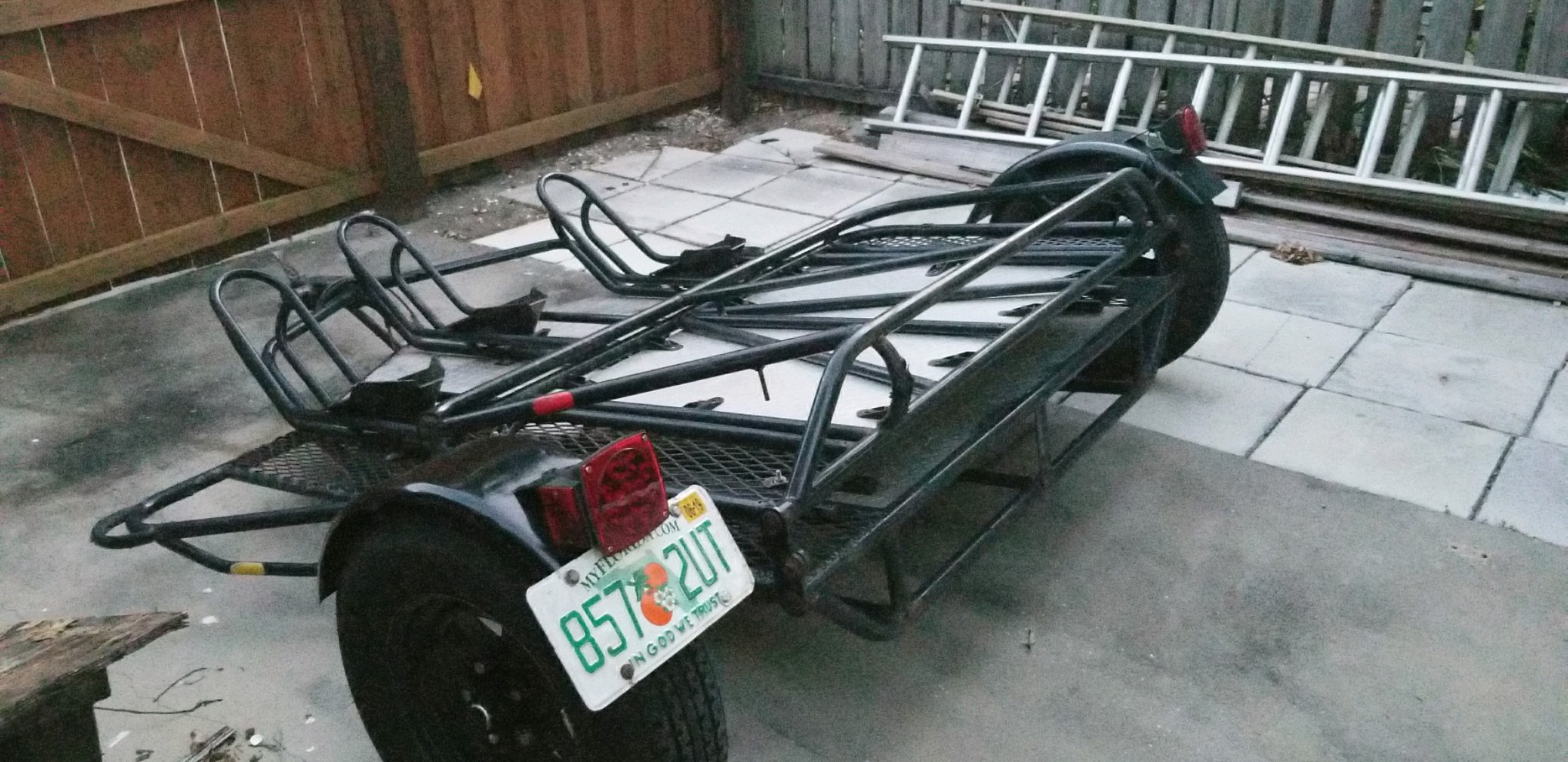 3 Rail Motorcycle Trailer For Sale Indian Motorcycle Forum