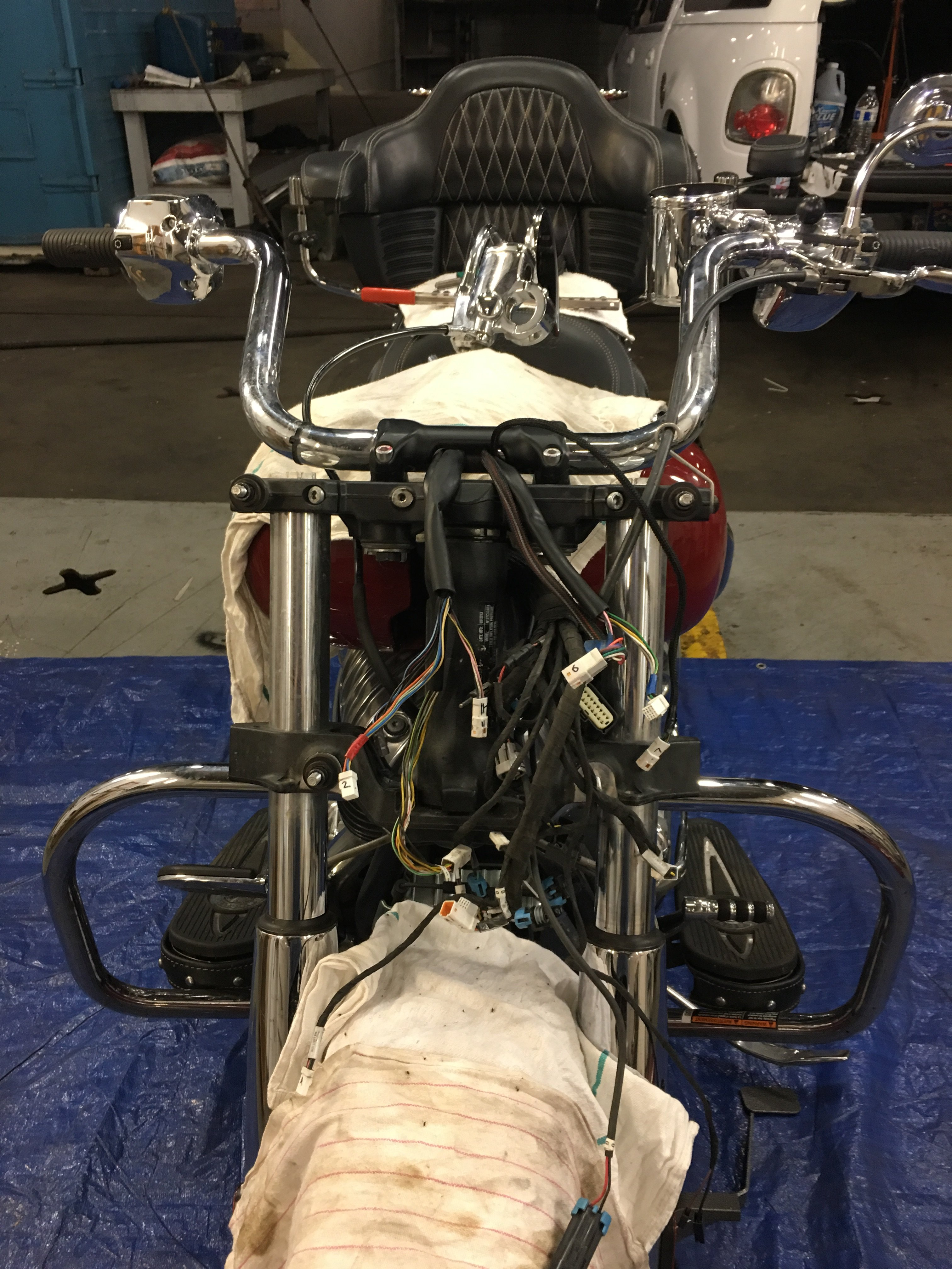 Heated Grips On 2014 Chieftain Page 5 Indian Motorcycle Forum Bmw Grip Wire Harness Without Fairing