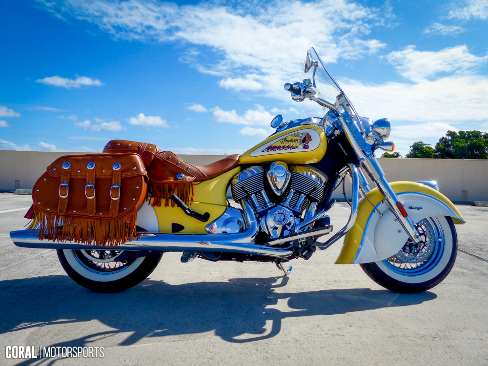 Custom Yellow Indian 1