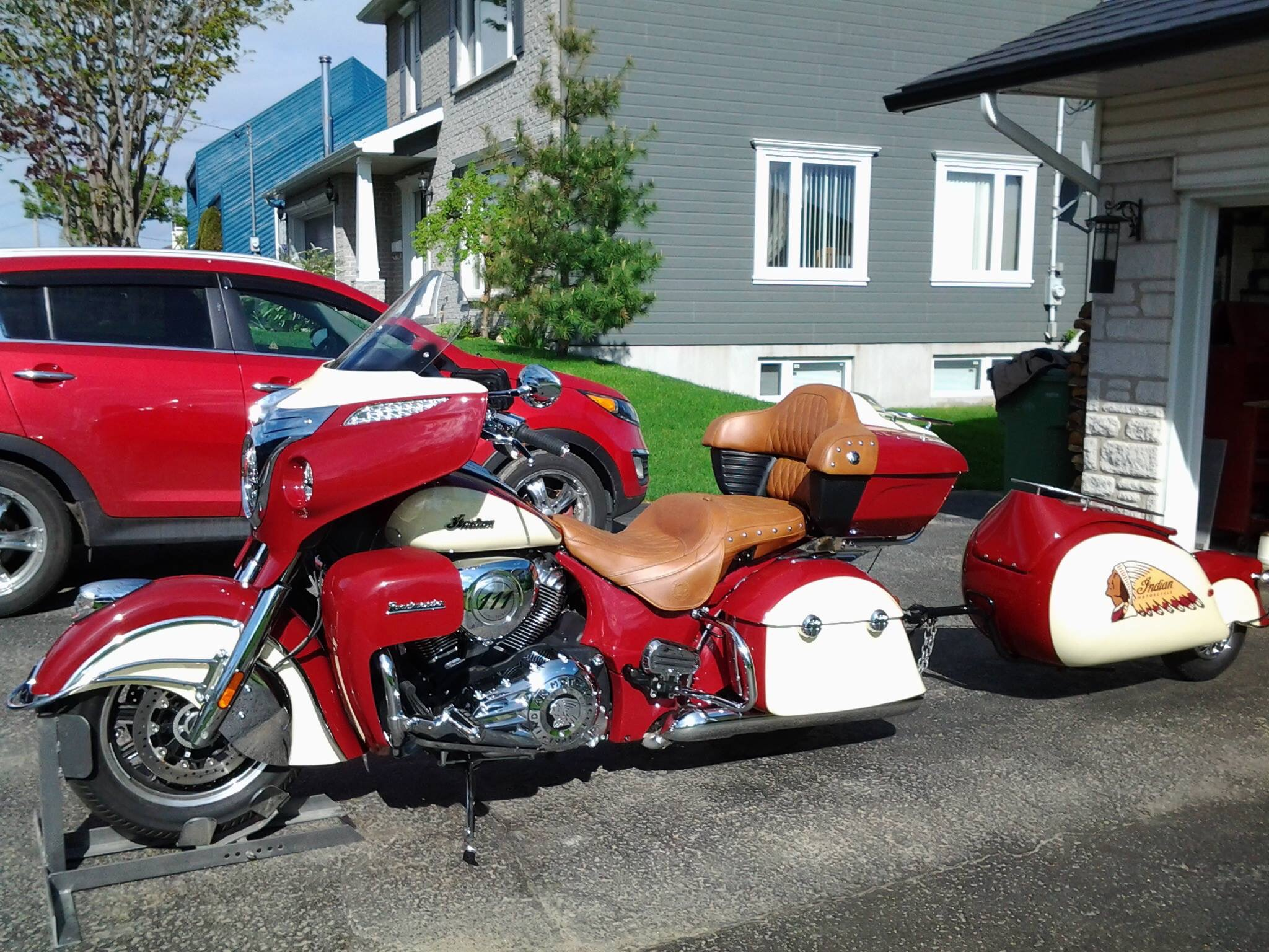 Trailer Hitch On Roadmaster Indian Motorcycle Forum Bushtec Wiring Diagram Image