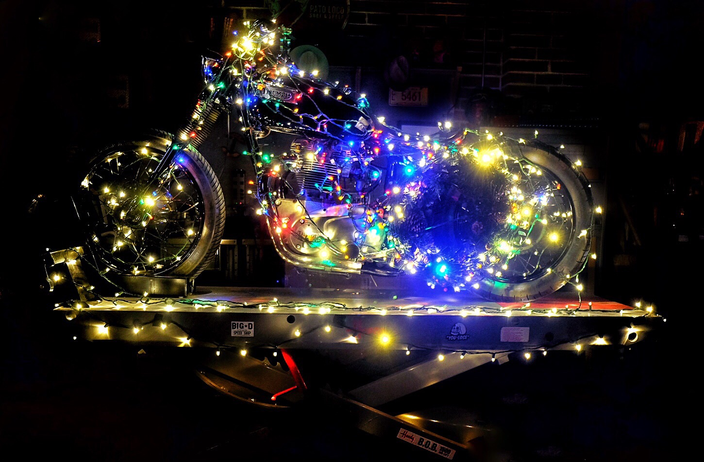 Merry Christmas Y'all | Indian Motorcycle Forum