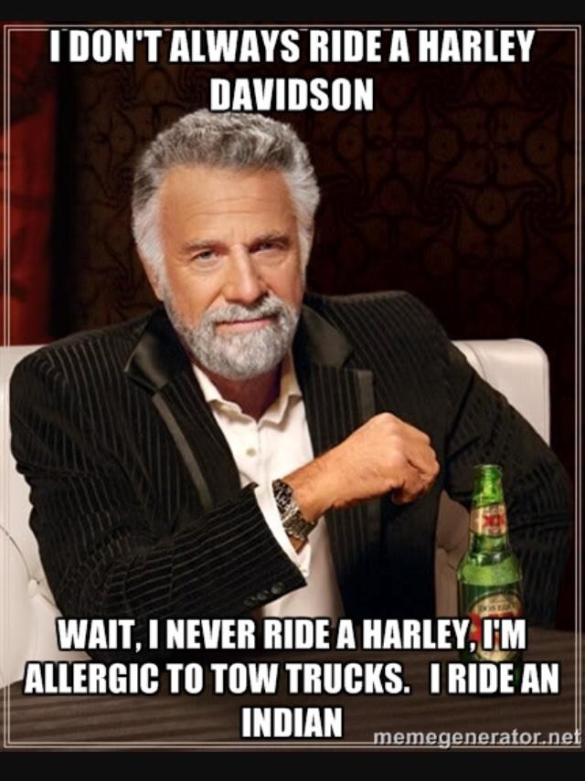 memes! indian motorcycle forum