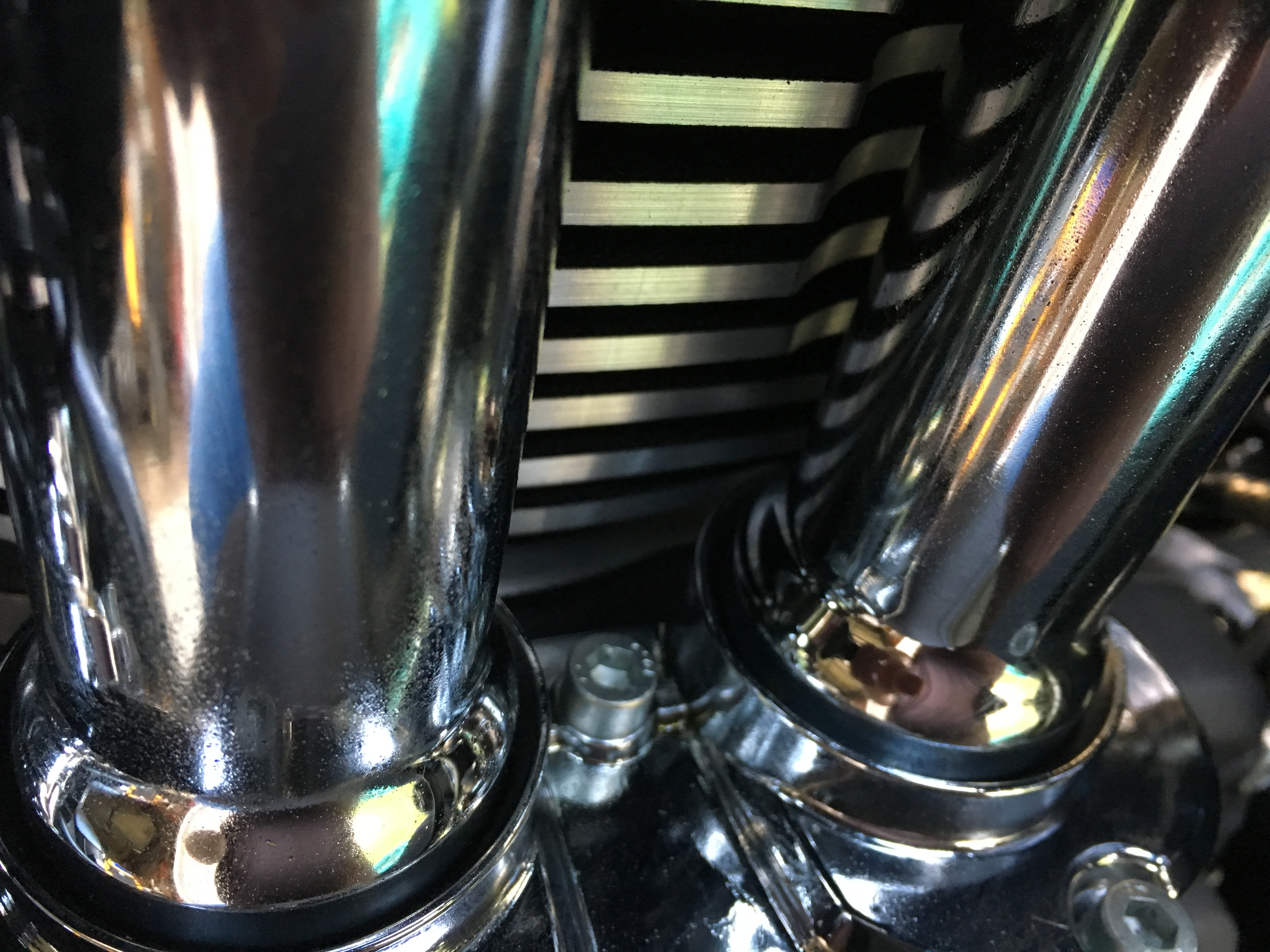 Oil leak - Continued--- | Page 2 | Indian Motorcycle Forum