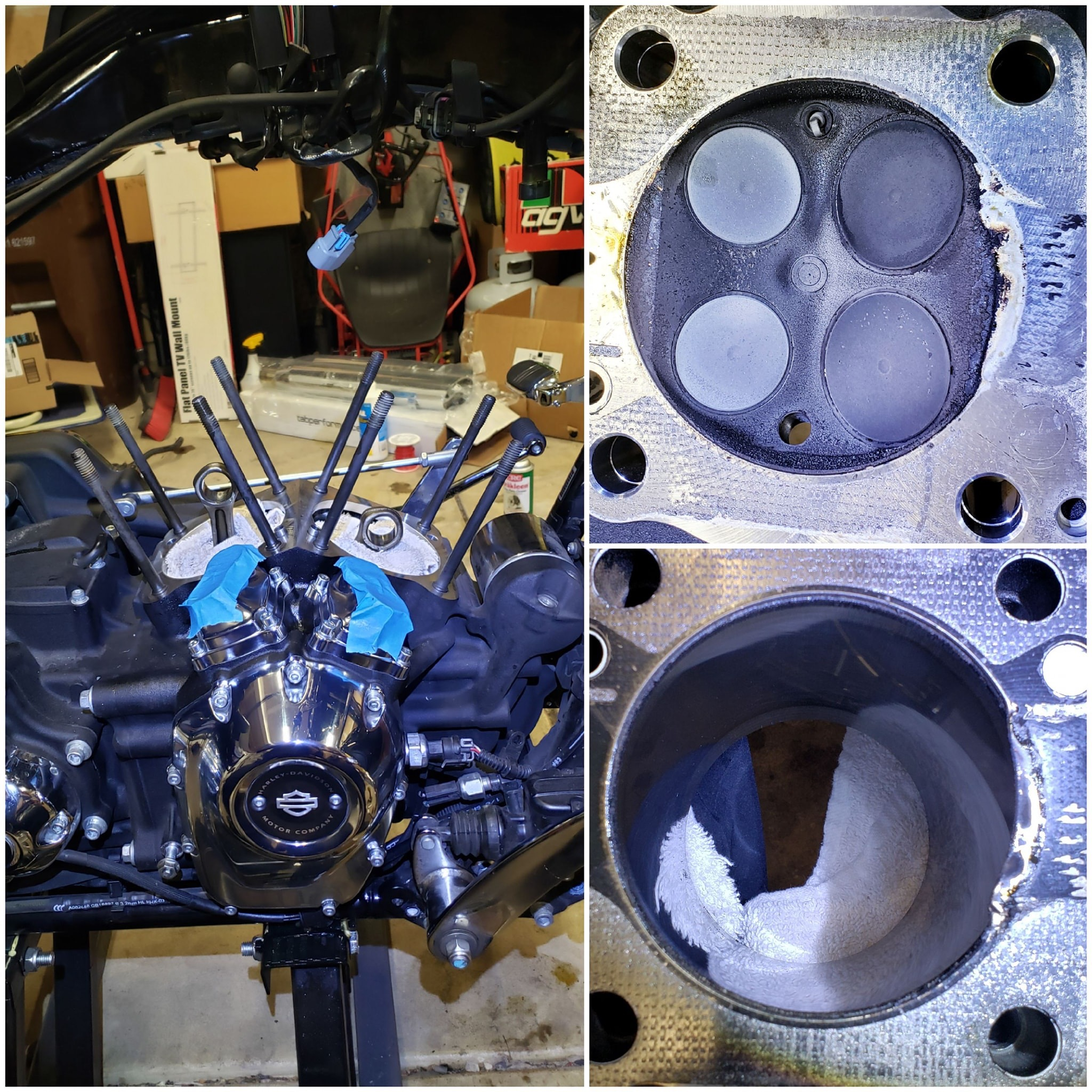 Harley's new 114 engine | Page 2 | Indian Motorcycle Forum