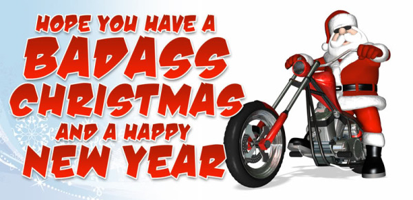 Biker Christmas.Biker Santa Memes Indian Motorcycle Forum