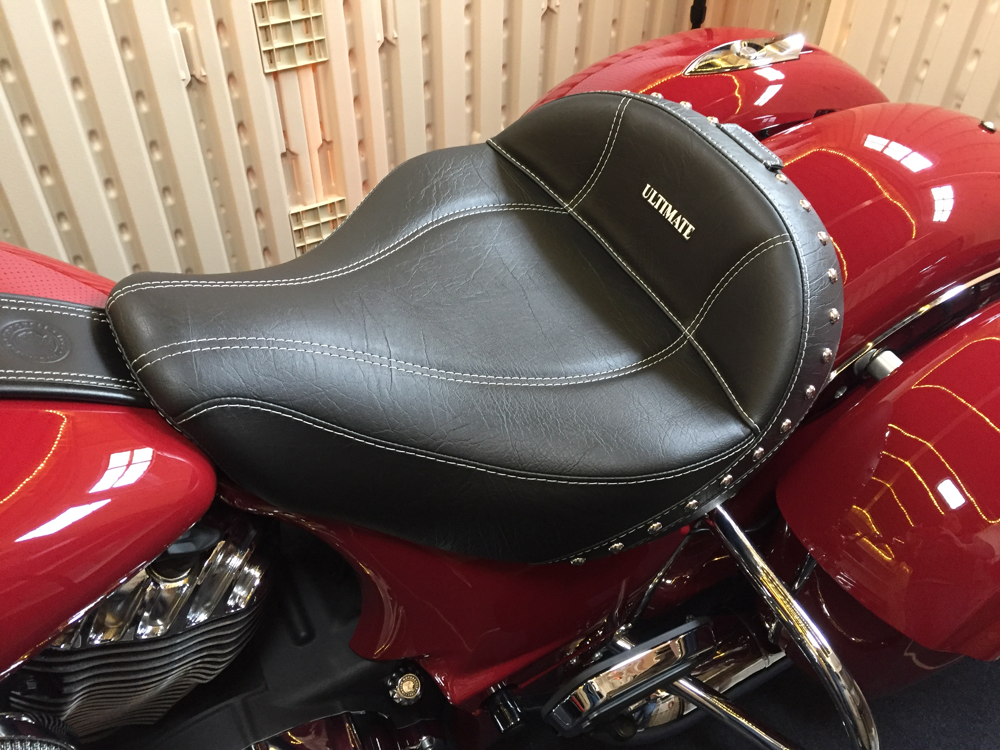 Ultimate Motorcycle Seats >> Ultimate Seats Tall Boy Page 9 Indian Motorcycle Forum