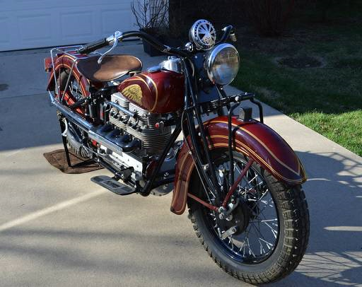 Craigslist Ad For 1938 Indian 4 Indian Motorcycle Forum