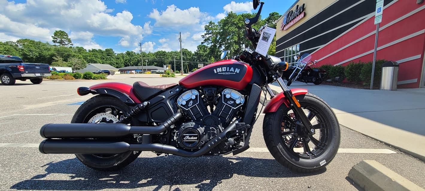 2020 Scout Bobber Build Kingchow Indian Motorcycle Forum [ 640 x 1420 Pixel ]