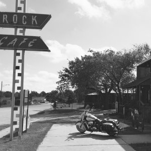Rock Cafe Route 66 Stroud OK