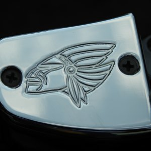Joker Machine Warrior Master Cylinder Cover