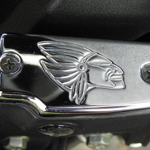 Joker Machine Warrior Rear Master Cylinder Cover